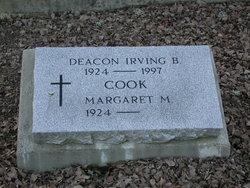 Deacon Irvin B Cook