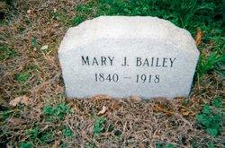Mary J. <i>Caldwell</i> Bailey