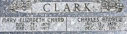 Mary Elizabeth <i>Chard</i> Clark