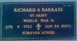 Richard A Barrass