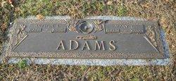 Mary Louise <i>Zellers</i> Adams