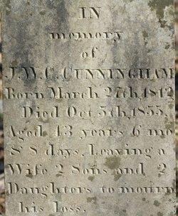 John Washington Campbell Cunningham