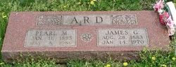 James G Ard