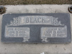 Joseph Valentine Black