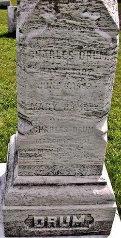 Mary <i>Ramsey</i> Drum