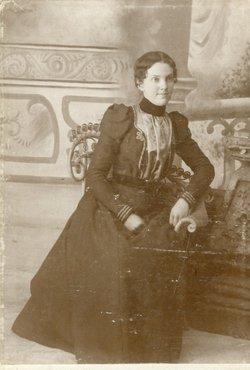 Clara Brent <i>Johnson</i> Hunley