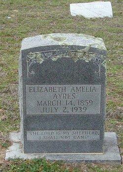 Elizabeth Amelia <i>Coats</i> Ayres