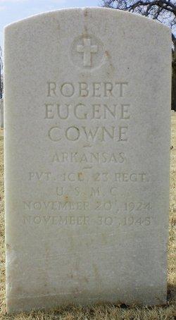 Robert Eugene Cowne