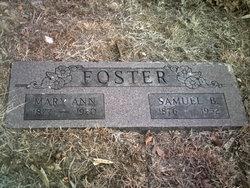 Samuel Bartlett Foster