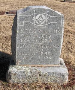 Lucy King <i>Mullins</i> Williams