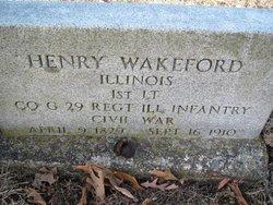 Henry Wakeford