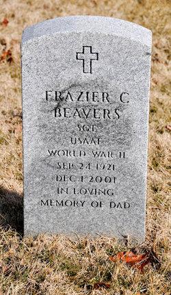 Frazier C Beavers