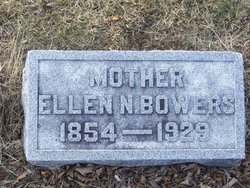 Nancy Ellen Ellen <i>Smeltzer</i> Bowers