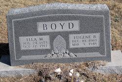 Eugene Bowen Boyd, Sr