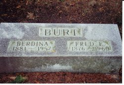 Berdina <i>Barry</i> Burt