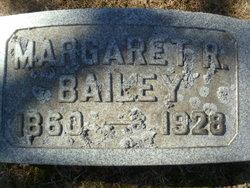 Margaret A <i>Ross</i> Bailey