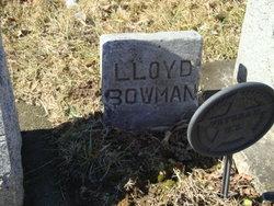 Lloyd Bowman