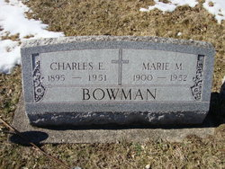 Marie Myrtle <i>McKinley</i> Bowman