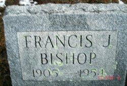 Francis J Bishop