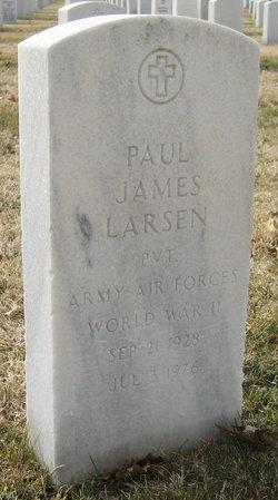 Paul James Larsen