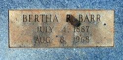 Bertha Ruth <i>Gaddis</i> Barr