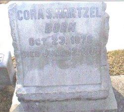 Cora Susanna <i>Bilheimer</i> Hartzel