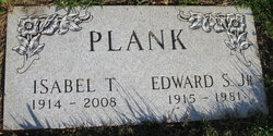 Edward Stewart Plank, Jr