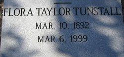 Flora <i>Taylor</i> Tunstall