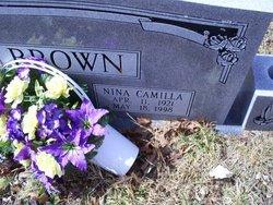 Nina Camilla <i>Chastain</i> Brown