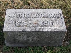 America Lucinda <i>Nance</i> Billings