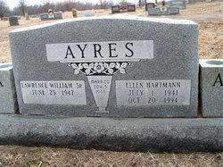 Ellen <i>Hartmann</i> Ayres