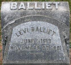 Levi Balliet
