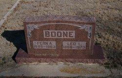 Leo L Boone