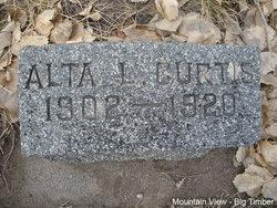 Alta L Curtis