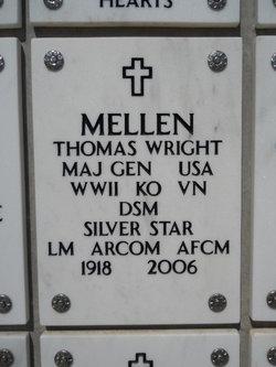 Gen Thomas Wright Mellen