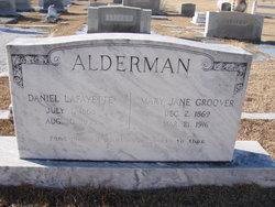 Daniel Lafayette Alderman