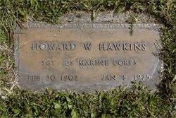 Howard W Hawkins