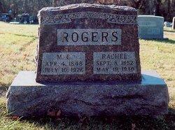 Rachel Catherine <i>Collings</i> Rogers
