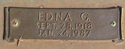 Edna <i>Goley</i> Abernathy