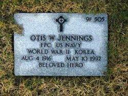 Otis Woodrow Jennings