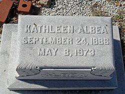 Kathleen Albea