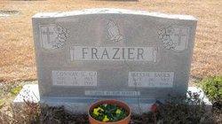 Bessie <i>Sauls</i> Frazier