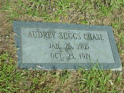 Audrey <i>Suggs</i> Chase