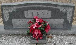 Rev Ernest Tarver Burns