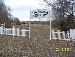 New Midway Church Cemetery