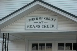Beans Creek Church of Christ Cemetery