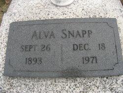 Alva C. Snapp