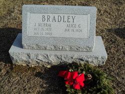 Alice G. <i>DeLargy</i> Bradley