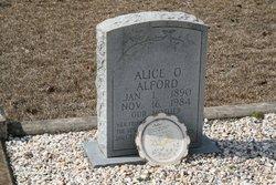 Alice O. Alford