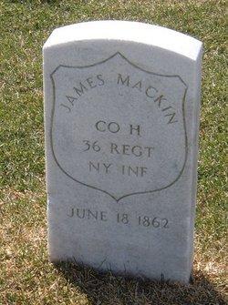 James Mackin
